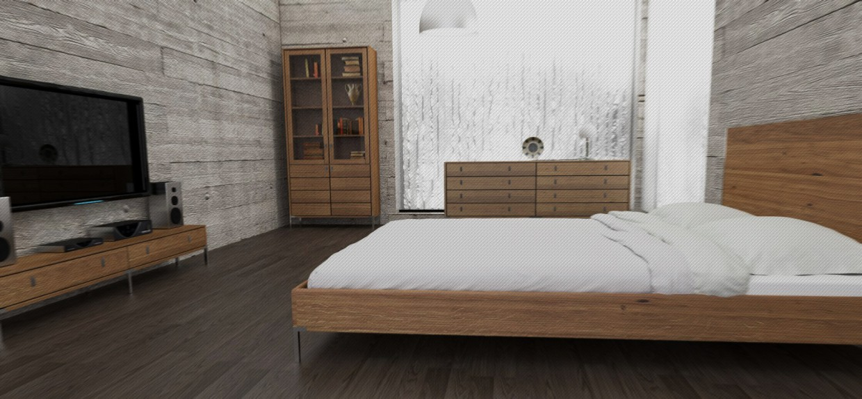 design massivholz serie aus eiche. Black Bedroom Furniture Sets. Home Design Ideas