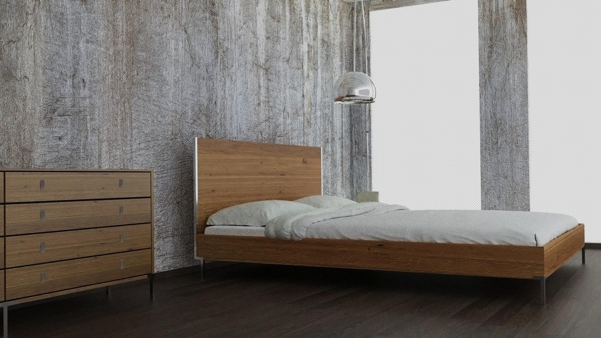 Design Massivholz Serie Aus Eiche