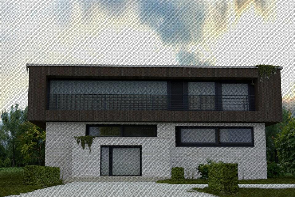 Passivhaus design  Nachhaltig gebautes Design Passivhaus bei Berlin - BestBauhaus
