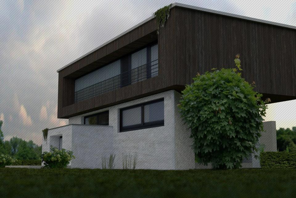 Design passivhaus berlin wei ensee bestbauhaus for Architektur 3d druck